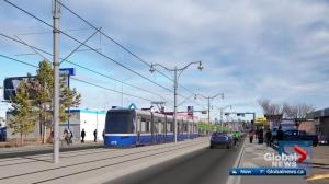 Alberta government commits money to expand both Valley and Metro LRT lines in Edmonton
